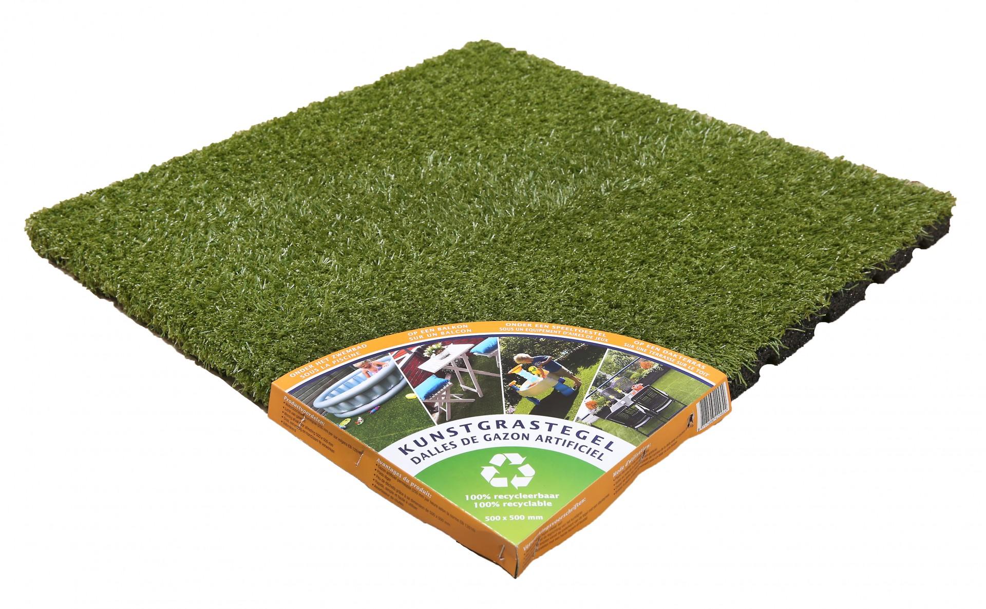 Artificial grass tiles for Grass carpet tiles